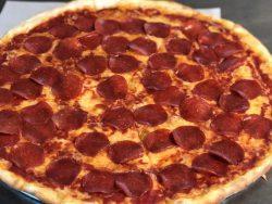Pepperoni Pizza | Original Bruni's Pizza